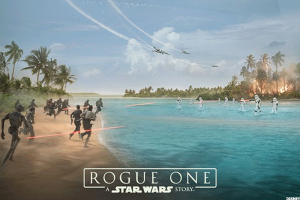 Disney's 'Rogue One: A Star Wars Story' Tops Holiday Box Office