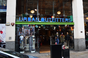 Urban Outfitters Rises Despite Second-Quarter Sales Miss
