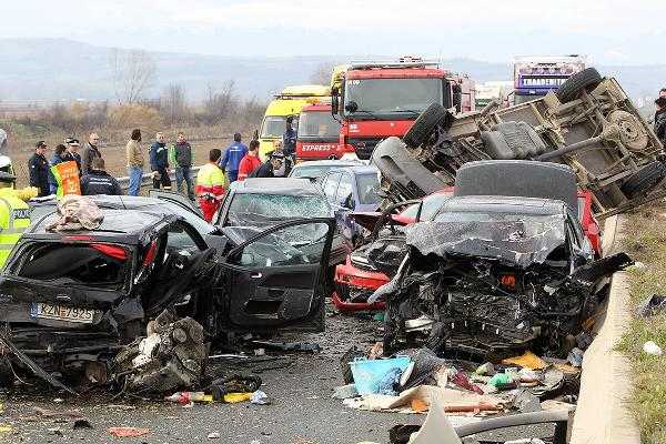 9. Road Incidents