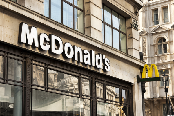 McDonald's (MCD) Stock Lower, Recalls 29 Million Kids Fitness Bands