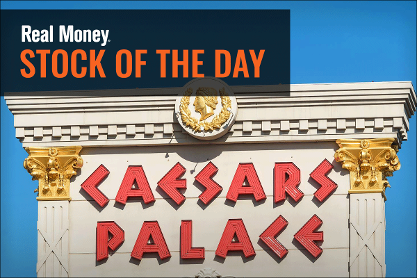 Where is the 'New' Caesars in the Casino Stock Standings?