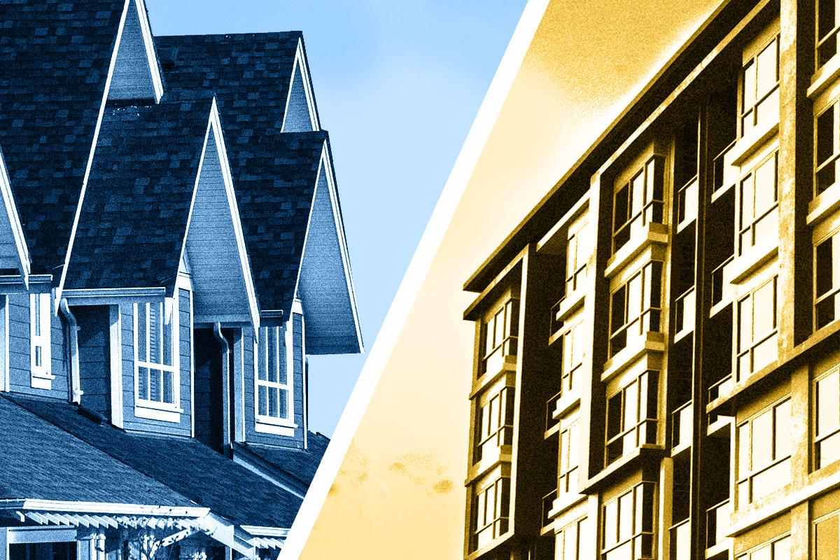 Condo Vs Townhouse Difference And Comparison Thestreet
