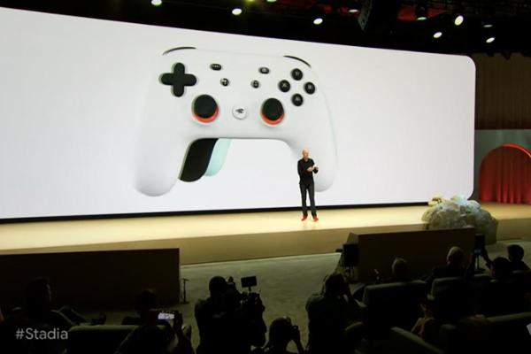 Google Unveils Stadia, a 'Cloud-Native' Game Streaming Service