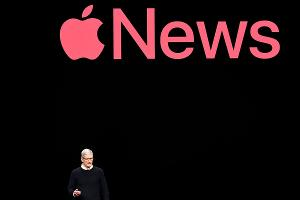 Apple Announces New Services in News, Games, TV and Payments