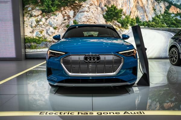 Audi, Jaguar, Ford: Here's What the Future of Electric Cars Looks Like