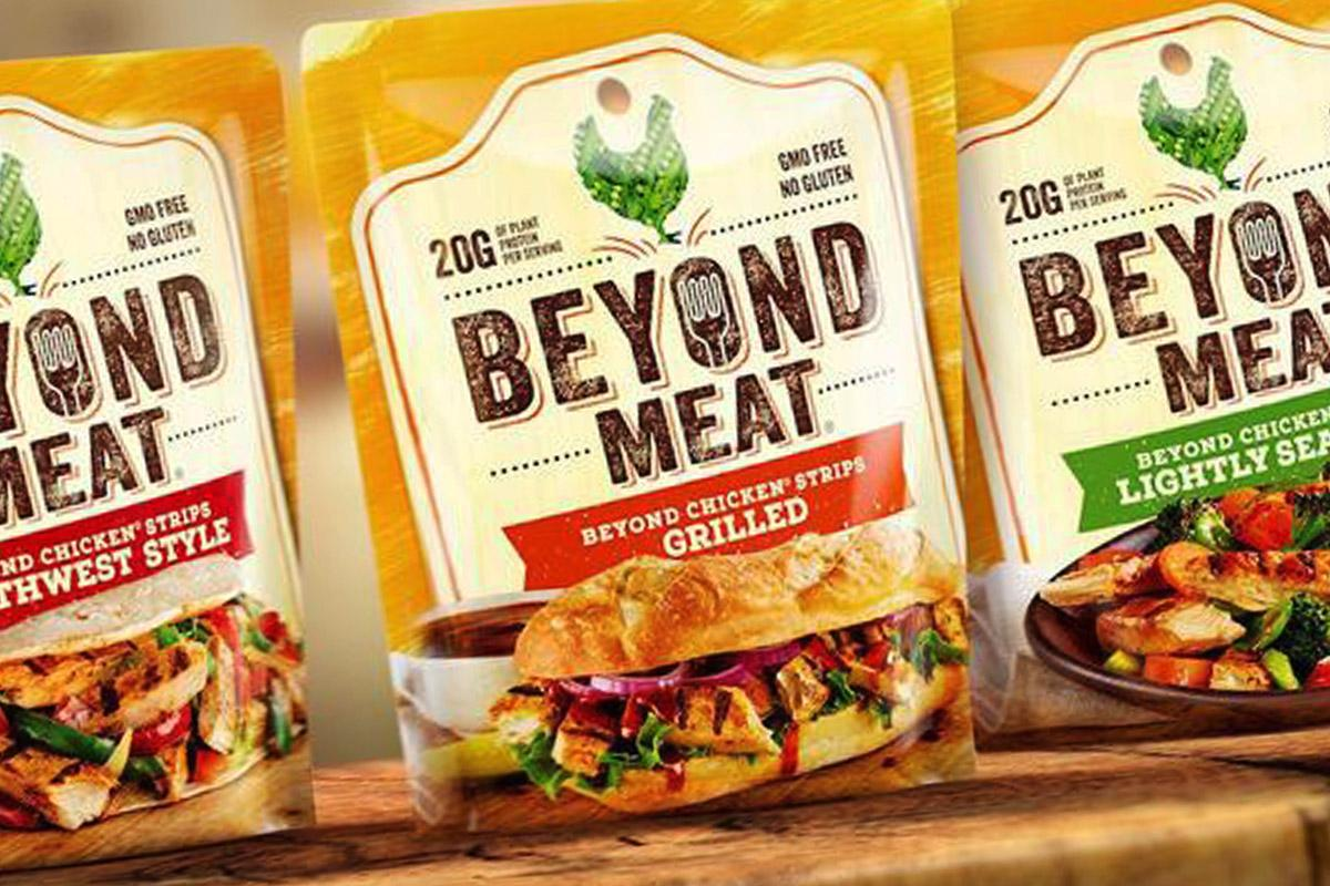 Beyond meat ipo release date