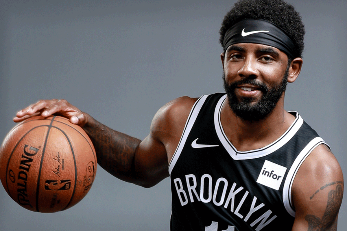 What Is Kyrie Irving's Net Worth? - TheStreetKyrie Irving