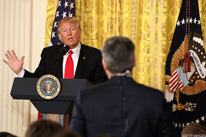 Trump May Already Have Lost Leverage in His War Against CNN