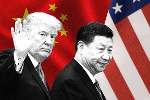 Here's Why Jim Cramer Thinks President Trump Changed His China Strategy