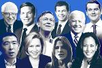 Democratic Debate: Taxes Took the Center Stage