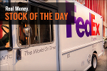 Jim Cramer: What FedEx Earnings Reveal About the U.S. Economy
