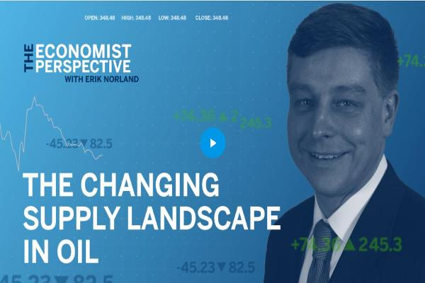 Economist Perspective: Oil's Changing Supply Landscape