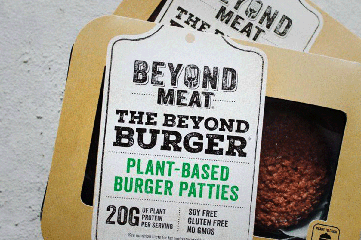 Is Beyond Meat the Next GoPro?