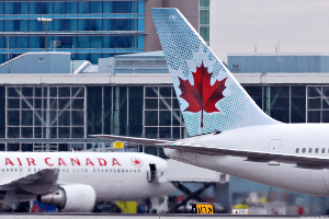 Air Canada Suspends Boeing 737 MAX Deliveries