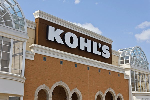 Kohl's closed 16 stores in 2016.