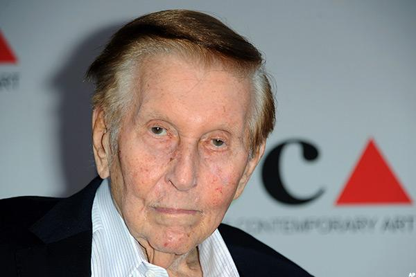 Viacom Awards Philippe Dauman $93 Million as Sumner Redstone Leaves Board