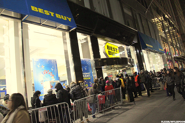 Best Buy Stock Rises Following Analyst Upgrade
