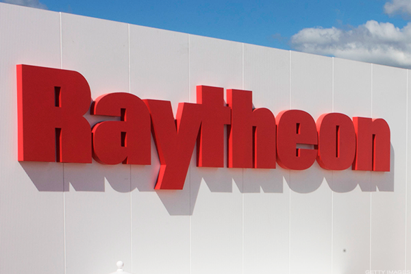Raytheon Stock Up Premarket Following Syria Missile Strikes