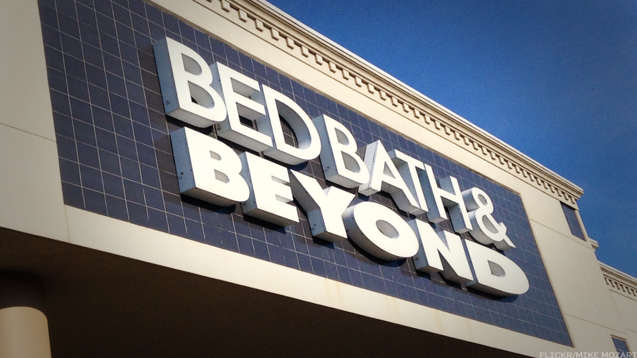 Why Jim Cramer Thinks That Bed Bath & Beyond Shares are Too High