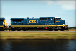 Ride This CSX Trade North