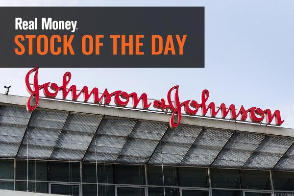 Johnson & Johnson Rises on $572 Million Fine That's Smaller Than Feared