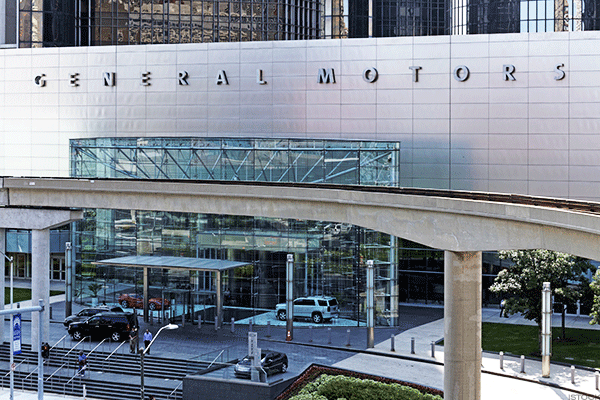 GM to Cut Jobs at International Headquarters