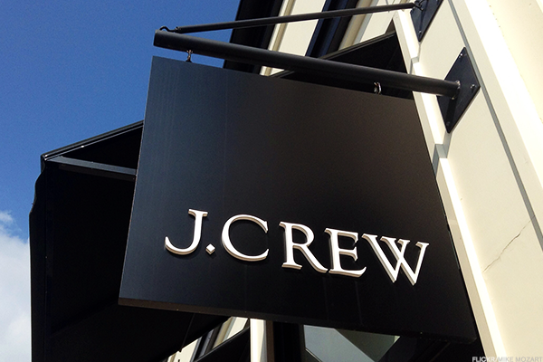 Blackstone Group's Credit Arm Takes on Additonal J.Crew Debt