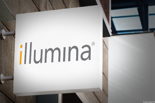Illumina, One of My Short Stock Candidates, Shows Mediocre Growth