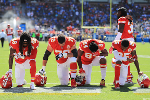 LIVE BLOG: Viewers Take a Knee as NFL Ratings Fall in Week 3