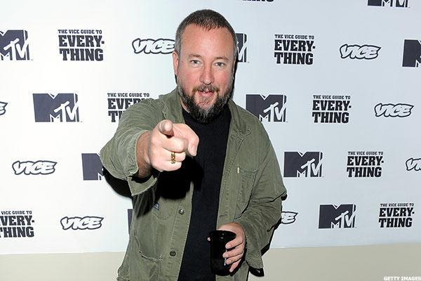 PE Firm TPG Invests $450 Million in Vice Media