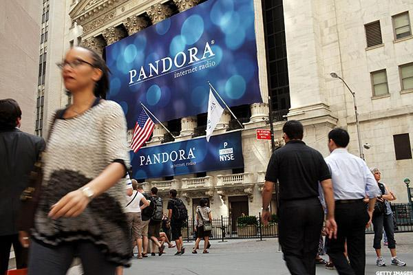 Pandora's Positive Guidance Sends Mixed Signals: What Wall Street's Saying