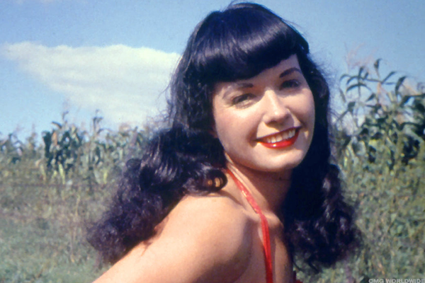 10. Bettie Page, $11 million