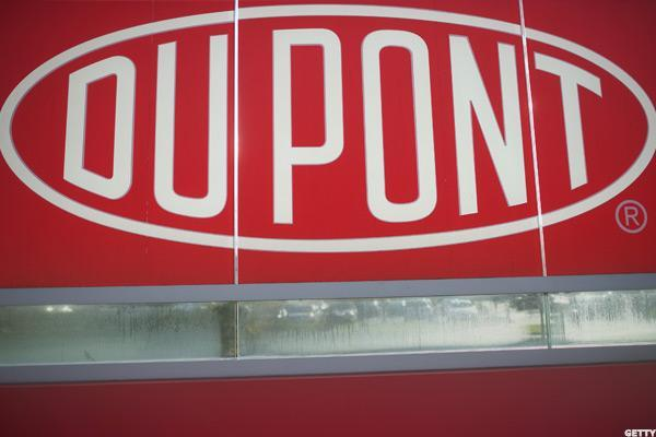 Cramer: Breen Is Getting It Done for DuPont