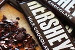Hershey Kissed by Cheaper Cocoa, Sugar