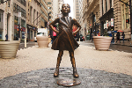 'Fearless Girl' Builder to Pay $5 Million to Settle Claims It Underpaid Women