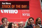 Twilio Shares Post Strongest Single-Day Gain to Reach New High