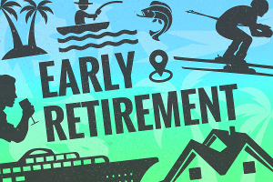 How to Retire Early in 7 Steps