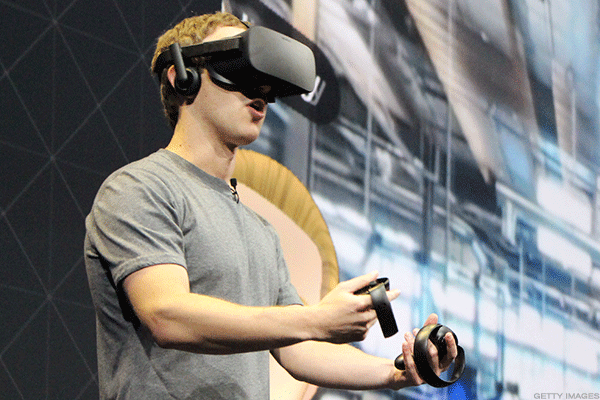 Facebook's $200 Oculus Price Cut Sends a Powerful Message About Virtual Reality