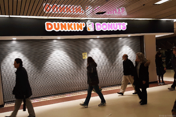 Something Doesn't Taste Right in Q2 Dunkin' Earnings