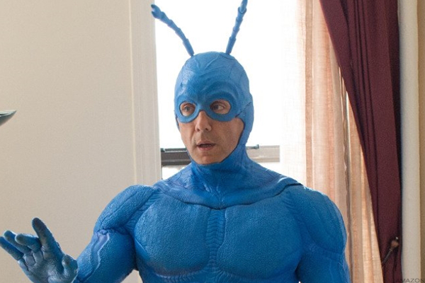"Amazon's ""The Tick"""