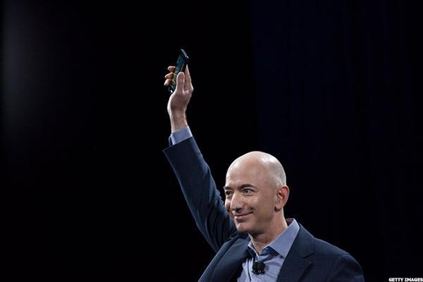 Amazon's New Streaming Service May Force Apple and Spotify to Face the Music