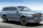 This Is Lincoln's New 450 Horsepower 10 Speed Beast Known as the Navigator