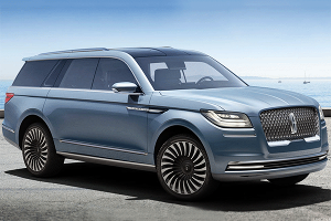 Check Out Lincoln's Mind Blowing New Navigator -- It Hasn't Been Revamped in Over a Decade