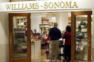 Retailers Sink With Williams-Sonoma After Revenue Miss