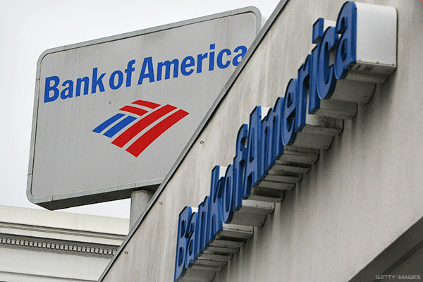 Bank of America Dangerously Close to Breaking Key Support