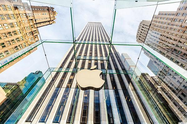 Buffett Isn't the Only One Munching on Apple