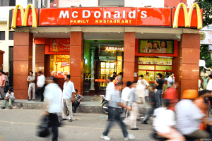 McDonald's to Introduce Local Indian Fare, Including the Masala Dosa Burger
