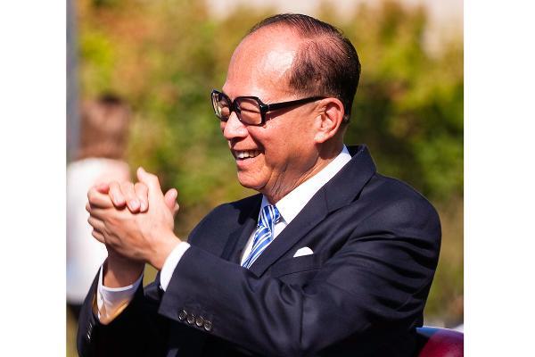 28. Li Ka-shing