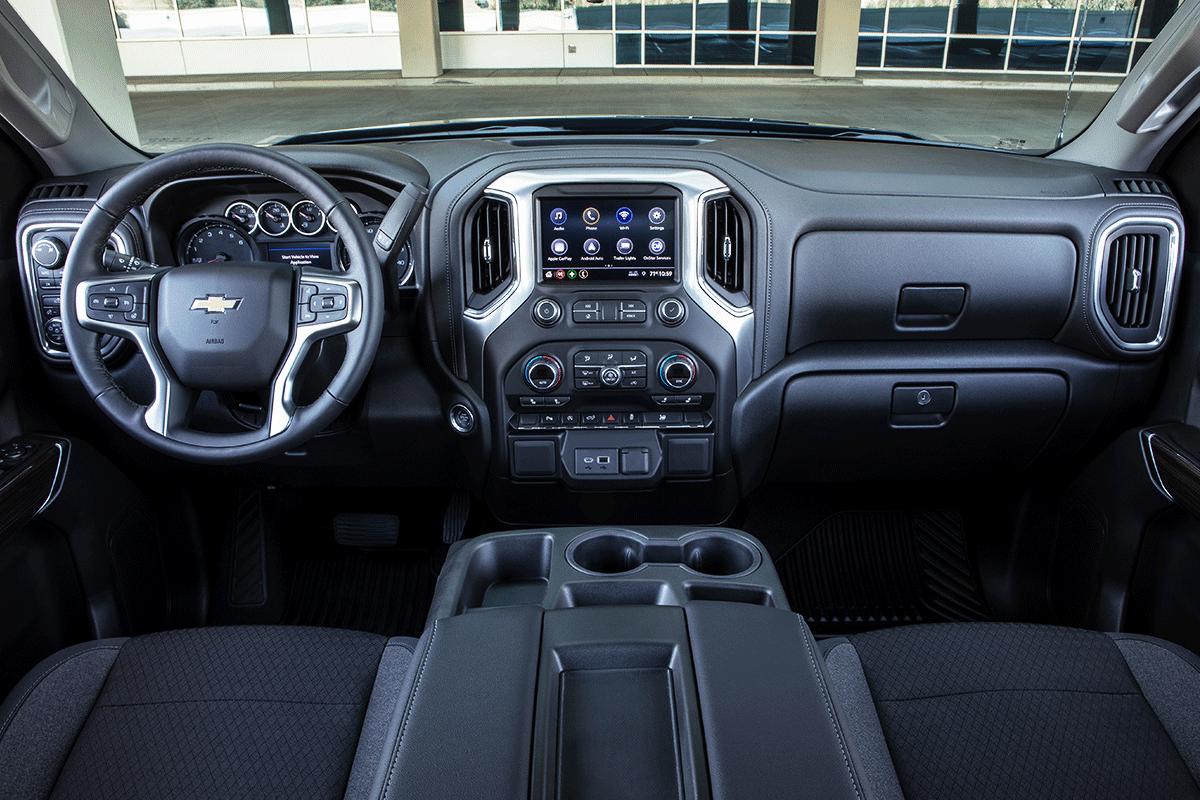 2019 Chevrolet Silverado: A Full-Sized Pickup Truck That