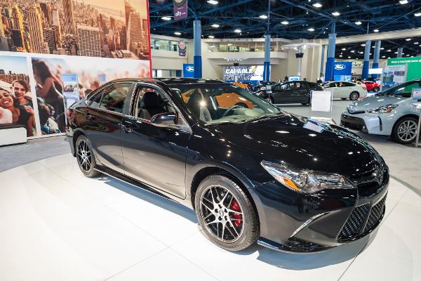Toyota's Best-Selling Camry Gets a Makeover to Take on Popular SUVs